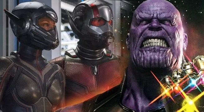 """Antsman and the Wasp Infinity War """"title ="""" Antsman and the Wasp Infinity War """"height ="""" 360 """"width ="""" 655 """"data-item ="""" 1085520 """"/> </figure> <p>  At this point, it seems pretty cropped and dry that Paul Rudd's Ant-Man does not appear in <em> Avengers: Infinity War </em>] </p> <p>  As I said, <em> Infinity War </em> may have all sorts of surprising cameos, and there's a growing fan theory that the characters of whom we do not see much in marketing (Hawkeye and Ant-Man) could get a surprising subplot in the movie that they put on The mission sees the acquisition of Soul Stone, the all-deciding MCU's last MacGuffin. </p> <p>  There was also a smaller sector of fans who believe that <em> Infinity War </em> ends in disaster for the universe could, and that Scott Lang / Ant-Man is a last savior There could definitely be room for <em> Ant-Man </em><em>  and the Wasp </em> to reveal the soul-stone in the Quantum Realm microverse is hidden; If so, a final or post-credits episode of <em> Infinity War </em> might reveal that fact – along with a brief statement by Ant-Man that would not have been in the cast list or would have needed Rudd more than a day to film the top secret scene. It would spoil a great revelation from Ant-Man and the Wasp, but it could also inspire many other fans to see <em> Ant-Man 2 </em> because it's so important to Avengers' storyline <em> 3 & 4, </em> moreso <em> </em>  as you initially thought </p><div><script async src="""