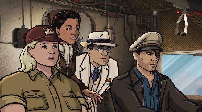 Archer Season 9 Danger Island Premiere Date