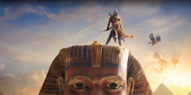 Assassins creed origins how to start new game plus