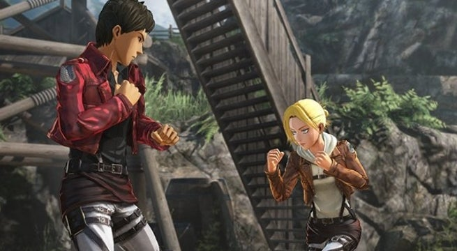New Attack on Titan 2 Multiplayer Trailer Highlights Co-Op ...