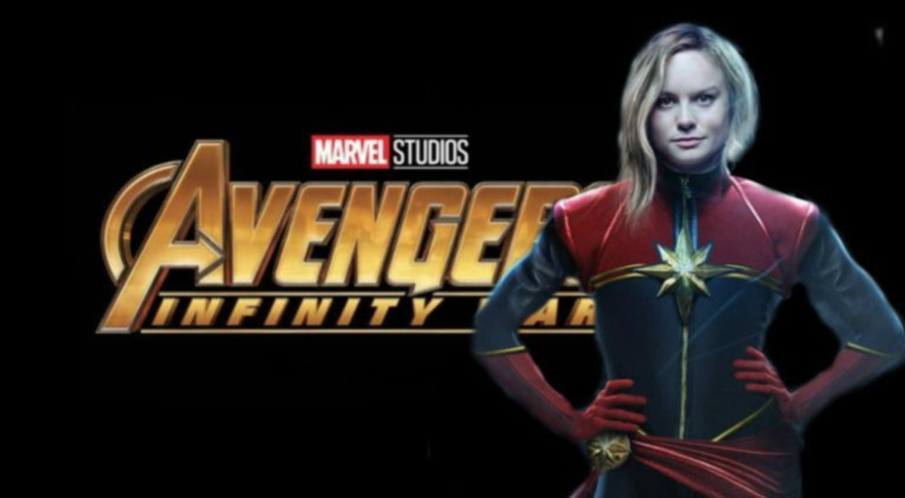 marvel fans think they spotted captain marvel in 'avengers: infinity