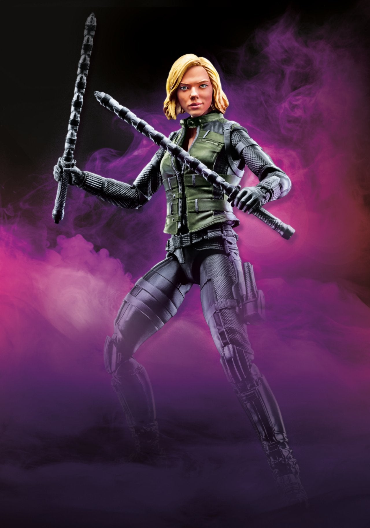 Avengers Infinity War Hasbro Figures - Black Widow