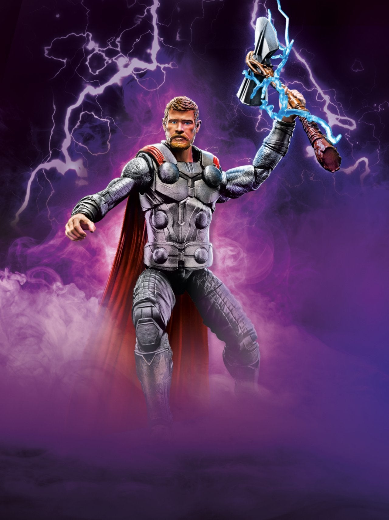Avengers Infinity War Hasbro Figures - Thor with Axe