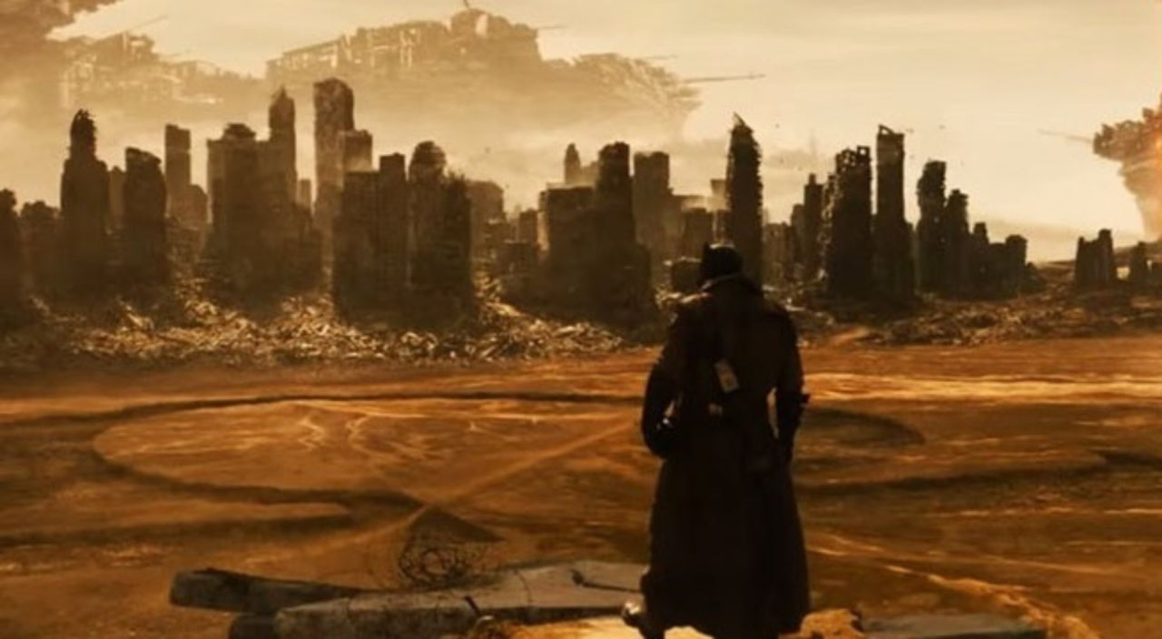 Justice League: Zack Snyder Reveals First Look at Young Darkseid