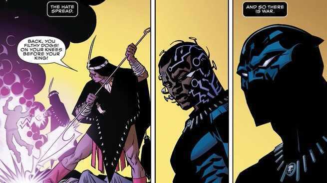 Best Black Panther Artists - Brian Stelfreeze