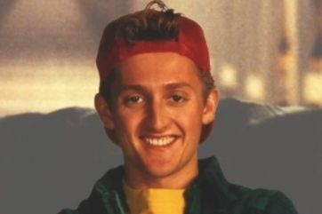 bill and ted alex winter