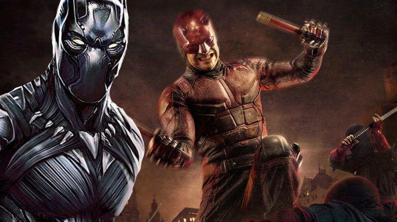Black Panther Daredevil MCU crossover