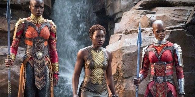 Black Panther Deleted Scenes Dora Milaje Gay Lesbians