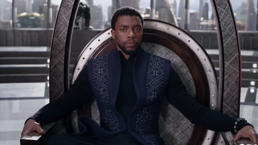 Black Panther Ending Post-Credits Scene
