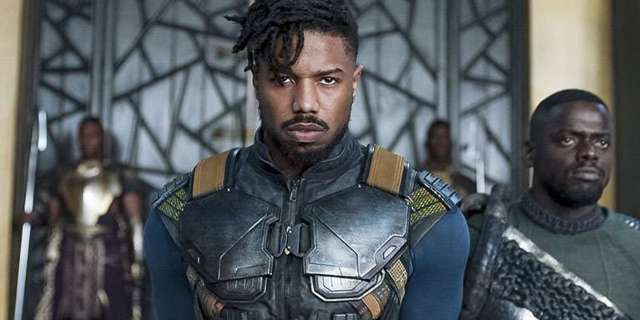black panther killmonger wakanda