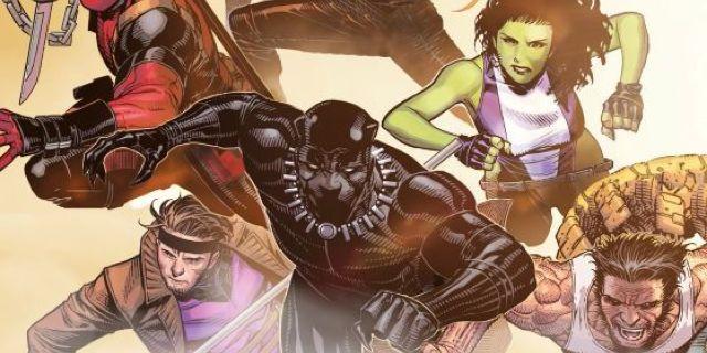 Black Panther marvel avengers fresh start