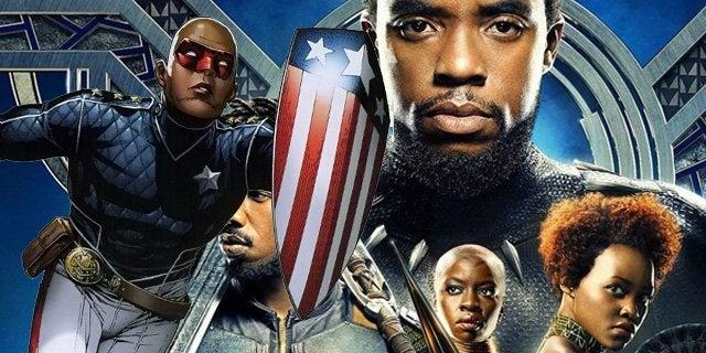 black panther movie patriot marvel