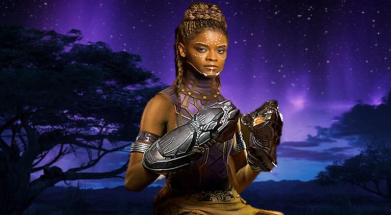 Black Panther Shuri Letitia Wright ComicBookcom