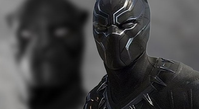 black panther suit