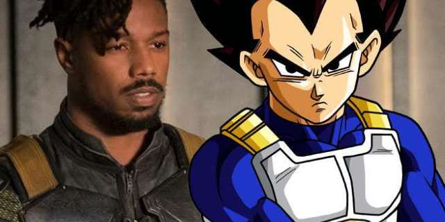 black panther vegeta