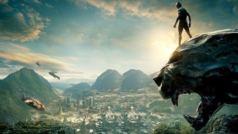 Black Panther Wakanda Metaphor for Black Culture