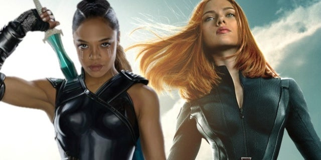 black widow movie tessa thompson valkyrie