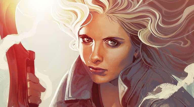 Buffy the Vampire Slayer Season 12