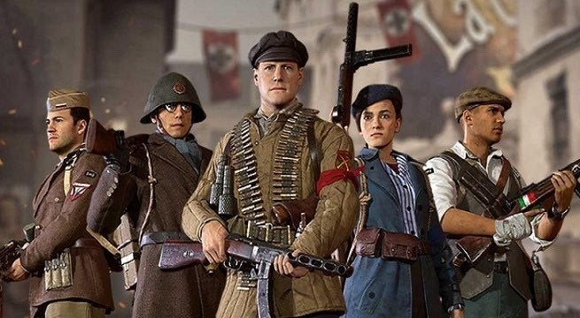 🏷 Cod ww2 dlc pc download | Call Of Duty: WW2's The Resistance