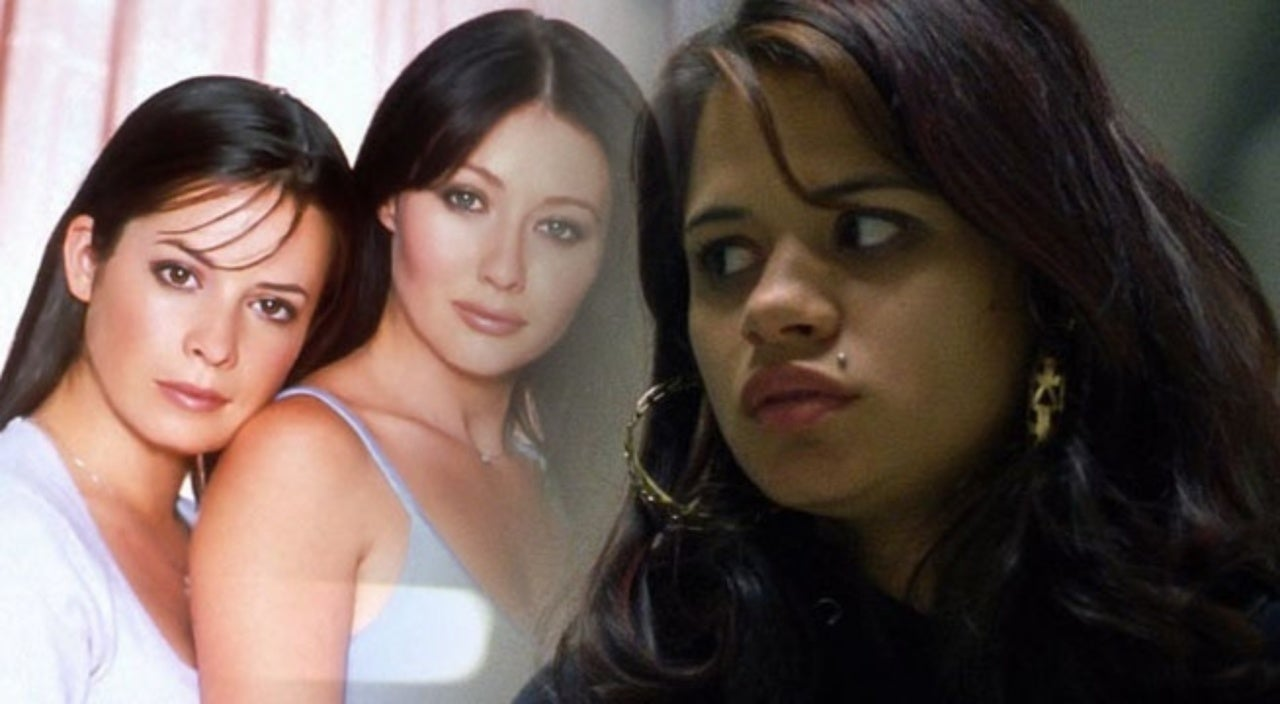Melonie Diaz Cast As Lesbian Witch Mel In Charmed Reboot
