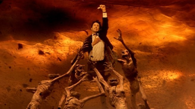 Constantine Movie R-Rated (2005)