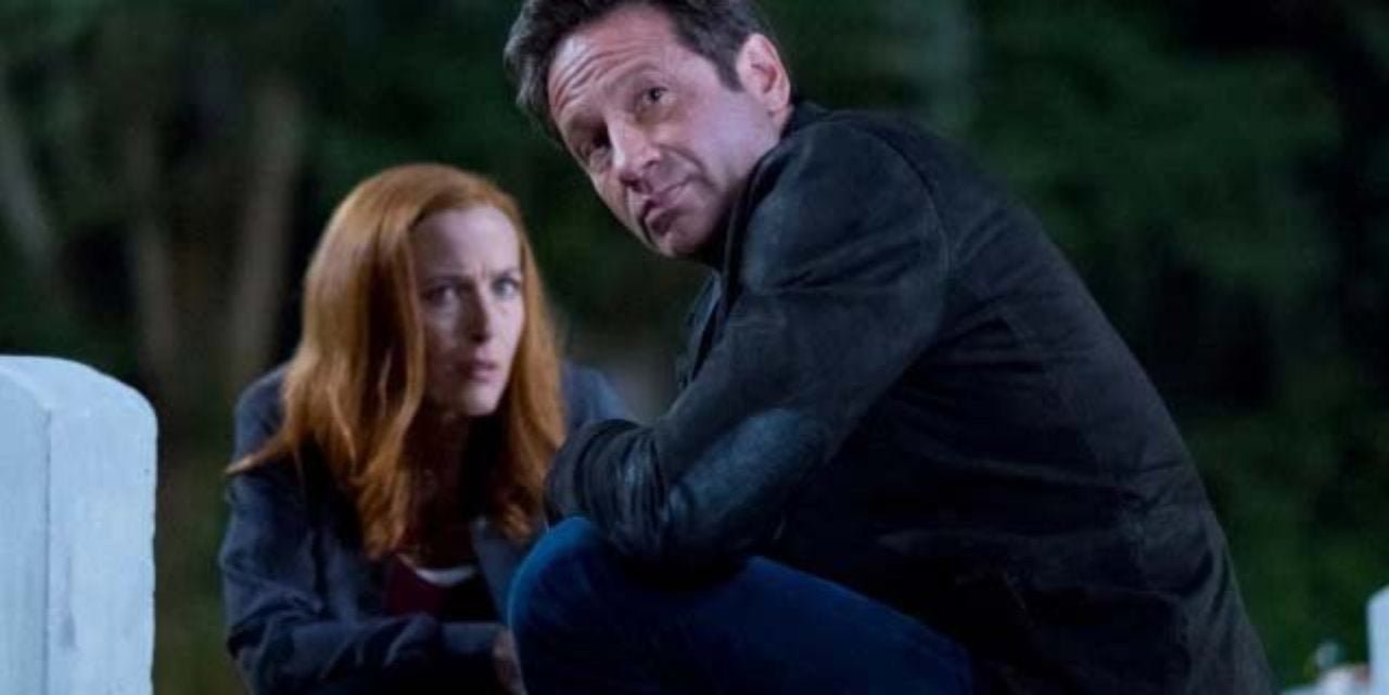 David Duchovny Addresses if 'The X-Files' Will Return