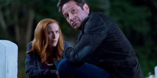 david duchovny x-files season 11