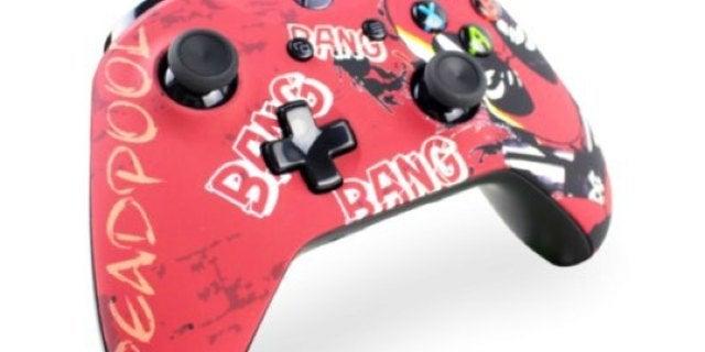 Deadpool Controller 2