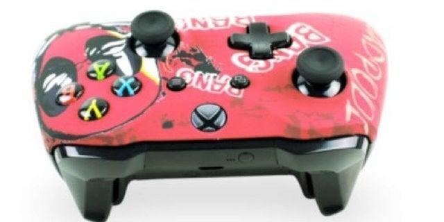 Deadpool Controller 3