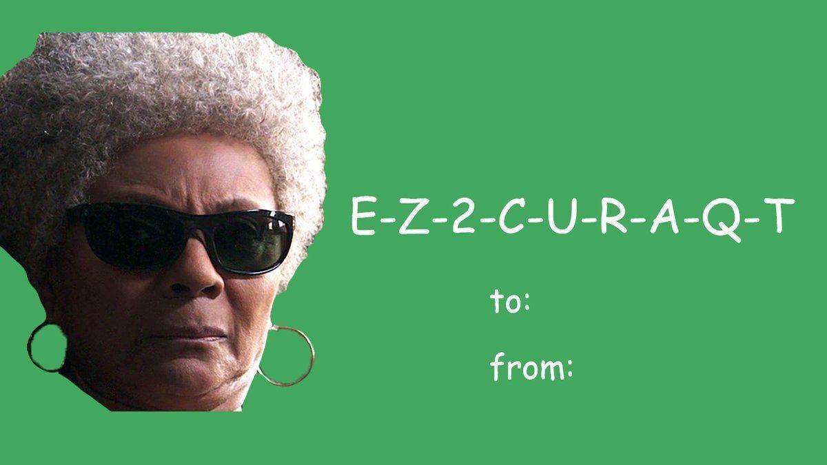 Deadpool Valentine's Day Cards - Blind Al