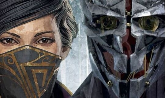 dishonored graphic novel