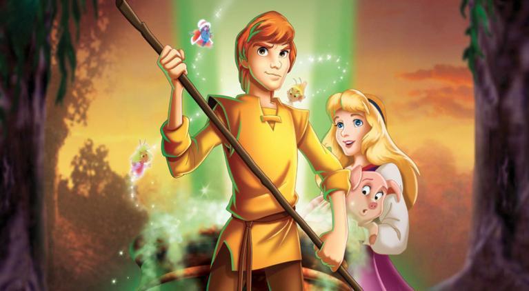 Disney The Black Cauldron