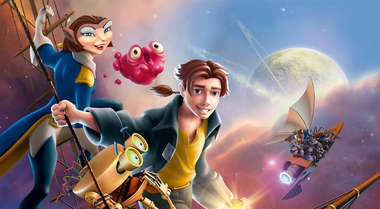 Disney Treasure Planet
