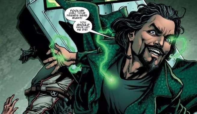 Doctor Strange Villains - Baron Mordo