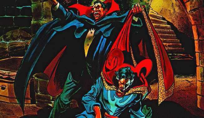 Doctor Strange Villains - Dracula