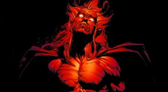 Doctor Strange Villains - Mephisto