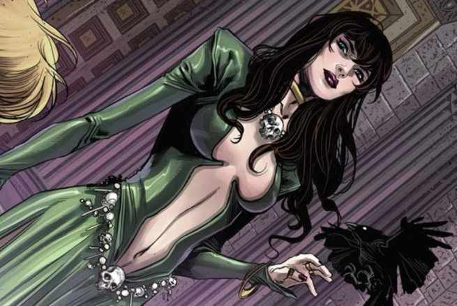 Doctor Strange Villains - Morgan le Fay