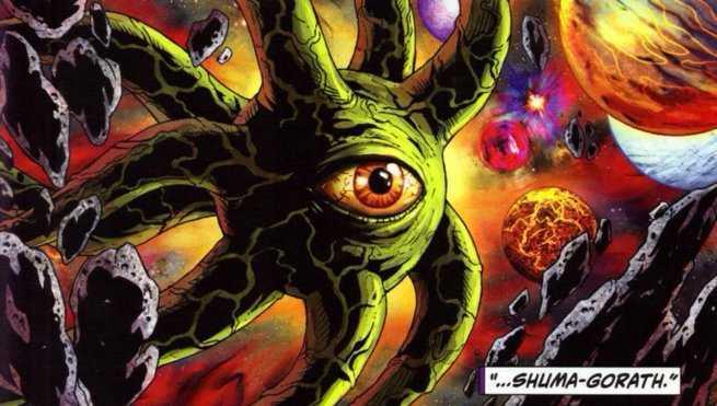 Doctor Strange Villains - Shuma-Gorath