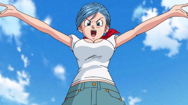 Dragon Ball Super Bulma Aya Hisakawa Episode 129