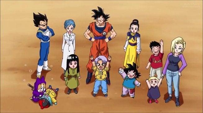 Dragon Ball Super Ending Toshio Goodbye Message