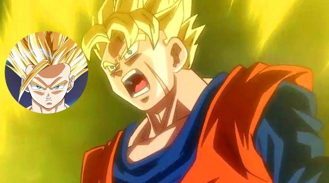Dragon Ball Super Future Gohan Cell Callback