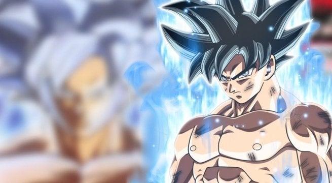 Dragon Ball Super Goku Ultra Instinct Mastered Official Name