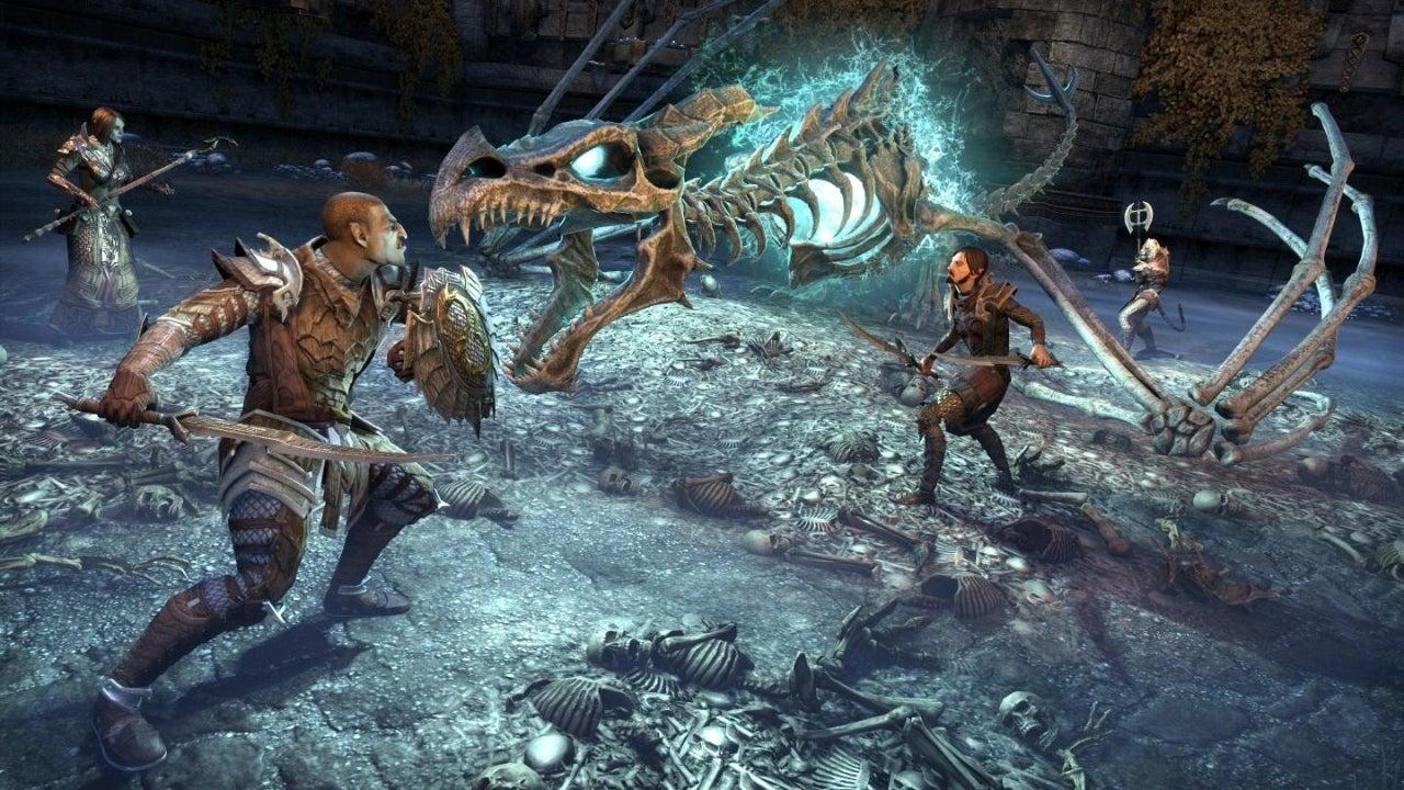 The Elder Scrolls Online Dragon Bones DLC Now Live