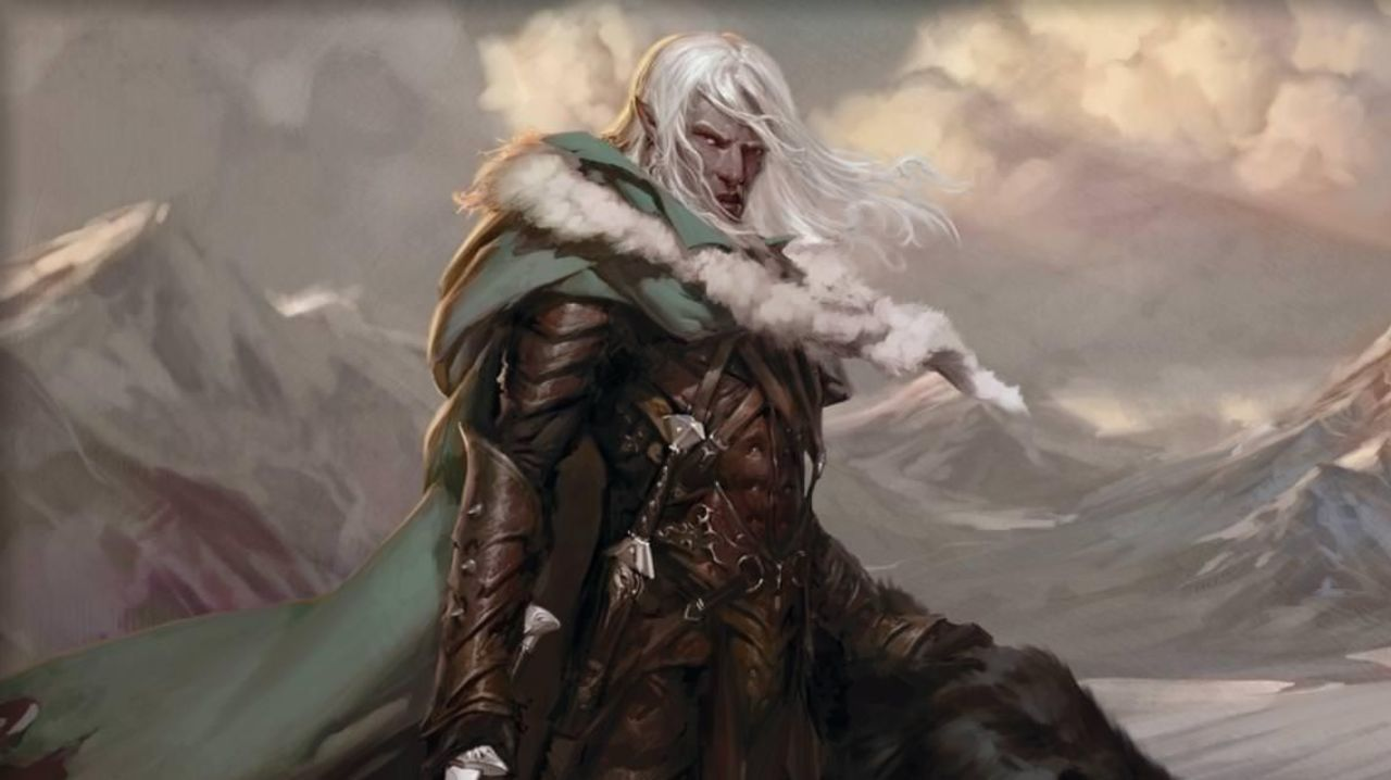 Details of New Dungeons & Dragons Novel Starring Drizzt