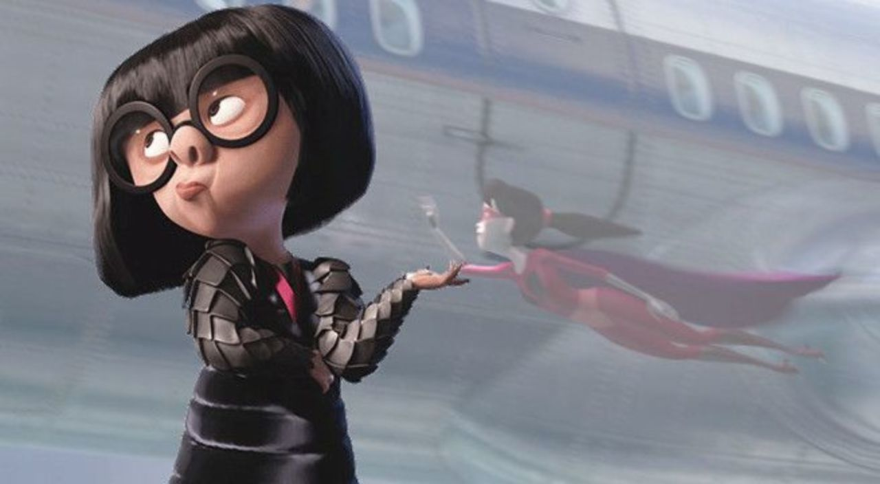 Incredibles Fan Theory Suggests Edna Mode S Dark Past