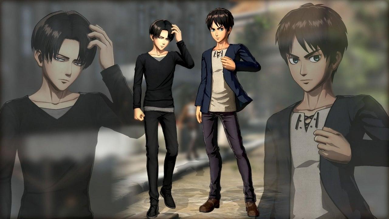 Eren-Levi-Plain-Clothes
