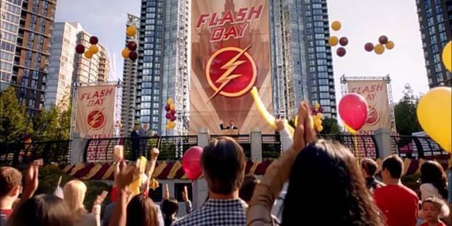 flash day