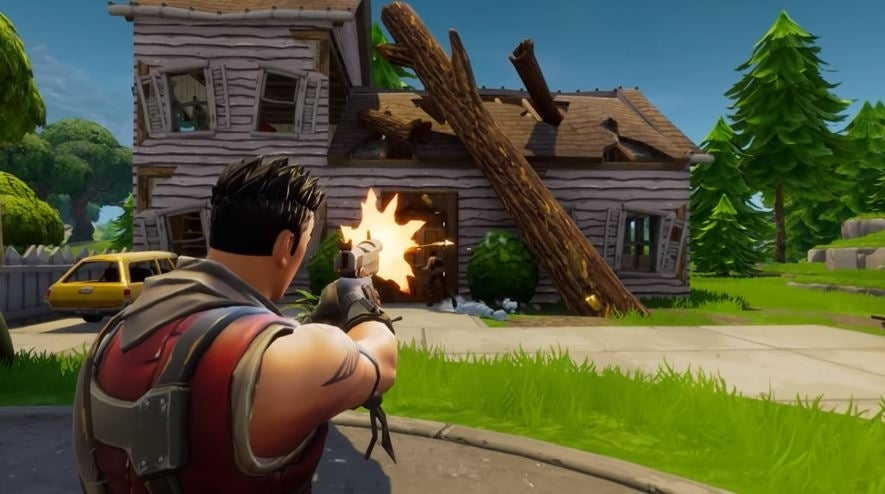 fortnite weapon accuracy