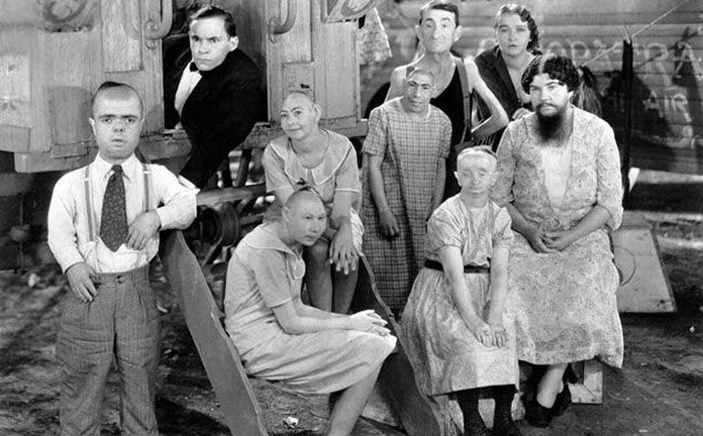 freaks movie 1932 cast