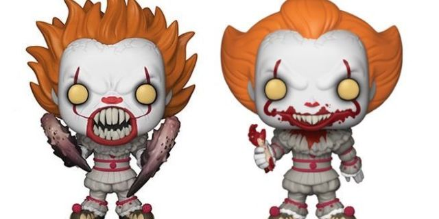 Funko Launches A Big Wave Of Pops From Stephen King S It